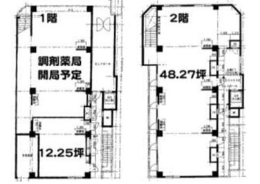 武蔵小金井駅前 医院クリニック医療モール開業物件